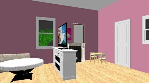 living room - Modern - Living room - by jesdez