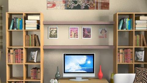 Retro room - Retro - Living room - by milyca8
