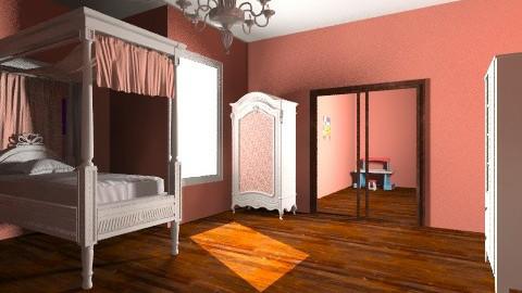 Victorian castle - Vintage - Kids room - by howarchr