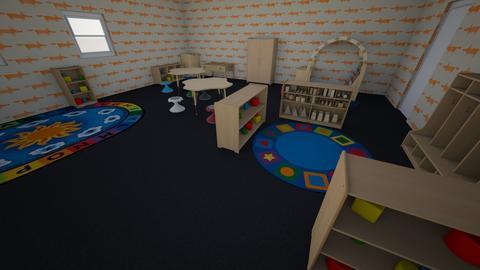 Classroom Design - Kids room - by USCNTALFNYWQAXQRFFJGSYUASAAHWKH