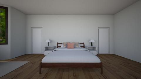 Kelseys Master - Bedroom - by madison lenhart