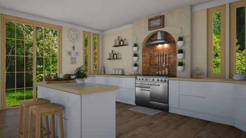 Maisie - Kitchen - by creato