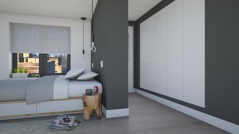 Sleeping Time - Minimal - Bedroom - by Maria Esteves de Oliveira