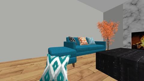 San Jose Sharks - Living room - by emilydesignxx