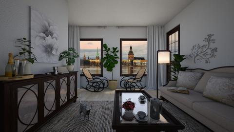 Thonet - Living room - by sandra_a