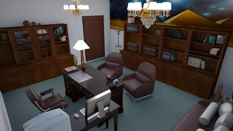 Office  - Glamour - Office - by alonatech_2nd