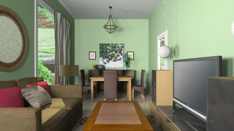 tiny spaces - Minimal - Living room - by PennyDreadful