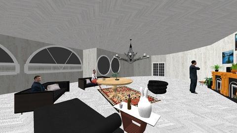 Isaac_Bradshaw_4B - Living room - by CCMS
