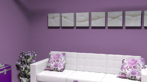 get away  - Living room - by eleesha06