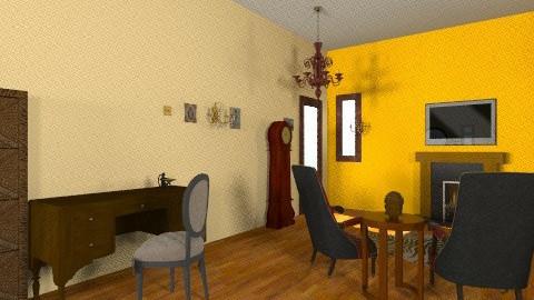 Sunshine - Vintage - Bedroom - by TheM5393