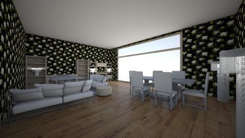 home  - Living room - by renaldo33