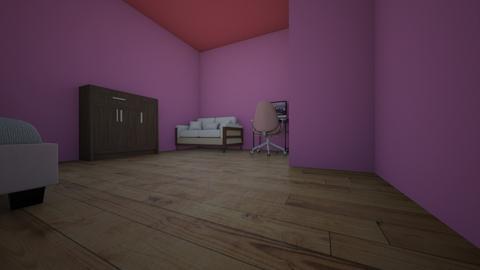Anna Bartumeus  - Bedroom - by alumnes