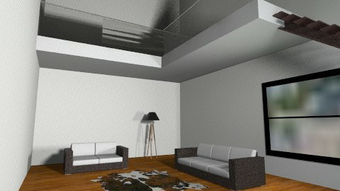 simple but effective - Living room - by 2f5fe43g
