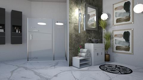 mm - Bathroom - by TeodoraYord