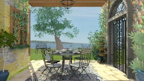 Under the Tuscan Sun - Garden - by starsector