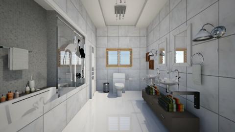 Roberta - Bathroom - by Roberta Coelho