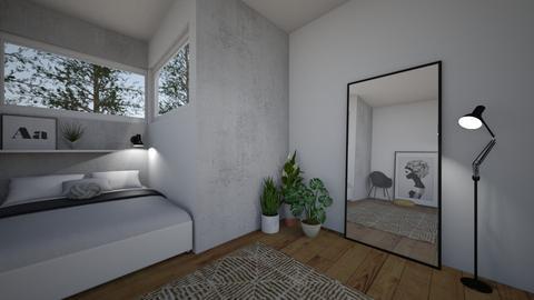 nook bedroom - by oggienarna