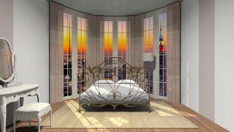 Bedroom - Feminine - Bedroom - by vas_enik