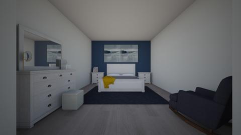big ass - Bedroom - by eftelya