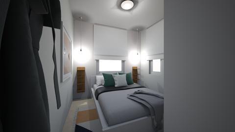 Ronit Shorer 1 - Bedroom - by erlichroni