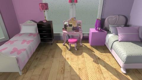 sissy - Bedroom - by Danz Zerah David