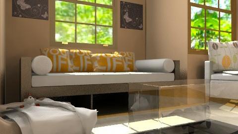 Living Room - Modern - Living room - by SierraL