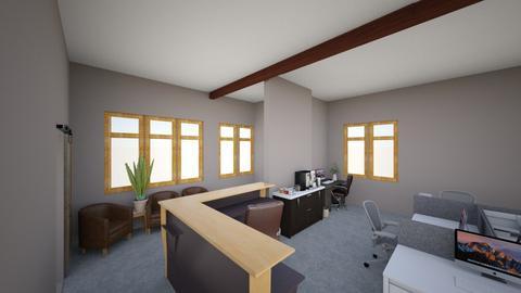 Firehouse Office 3 - Office - by jbehm