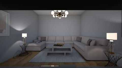 Family Living Room - Living room - by BakerSweet