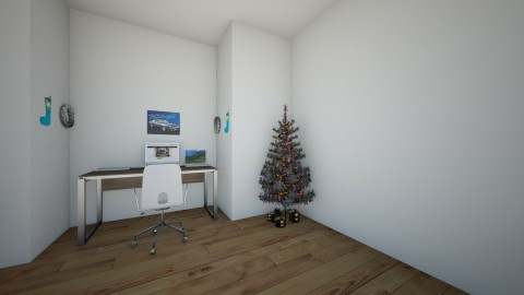Traviiees Room - Bedroom - by MadMattMan