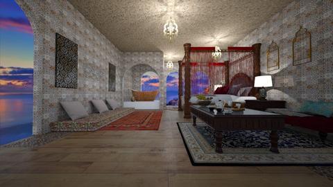 Design 8 ISTAMBUL - Bedroom - by michellitamuralles