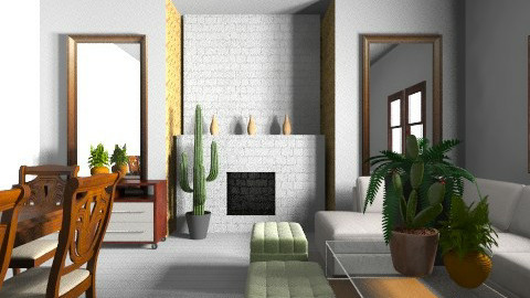 Falabella II - Living room - by hunny