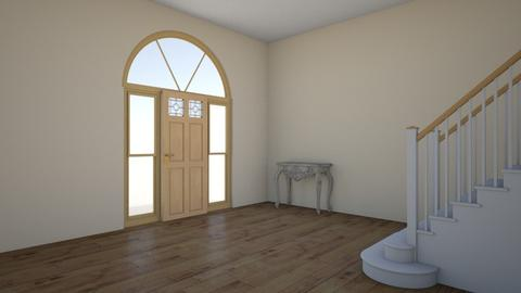 Hallway - Classic - by pinklilith