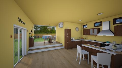 Kitchen  - Kitchen - by laraveselic