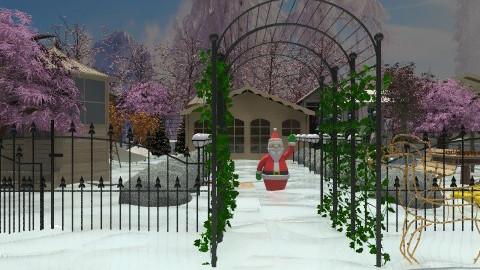 winter wonders ^_^ - Country - Garden - by tinyteenie