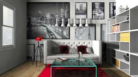 modern cube - Modern - Living room - by ggracieee