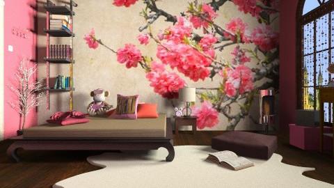 dydydydy - Bedroom - by Inaaaa