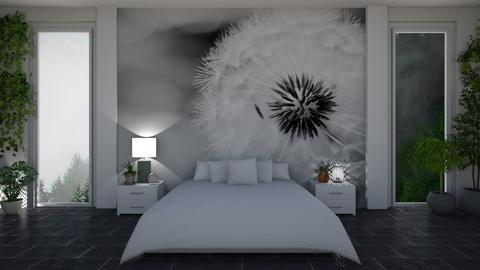 Mist - Bedroom - by Cheval2016