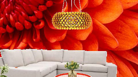 orange blossom1 - by Pampina