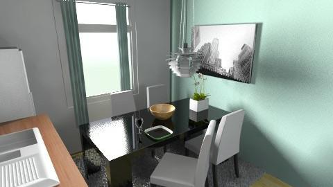 kitchen - Modern - Kitchen - by ghiekawai