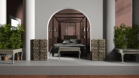 indian haven - Classic - Bedroom - by Linda Eubanks