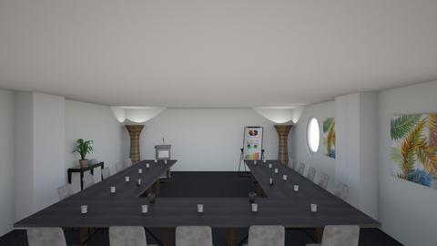 Welcome Room U Board Room - Modern - Office - by maxwellhutton