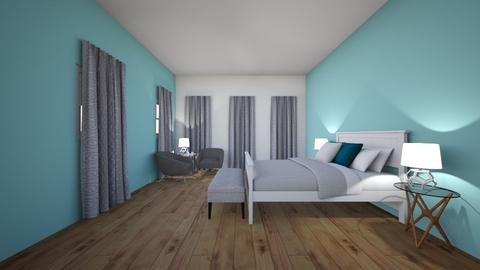 Master Suite - Modern - Bedroom - by WPM0825