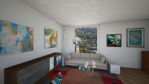 MRS GALINA                - Living room - by angelofz