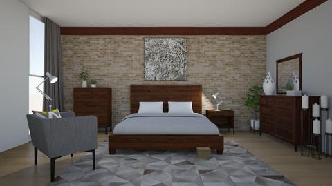 bedroom1 - Bedroom - by ivetyy1010