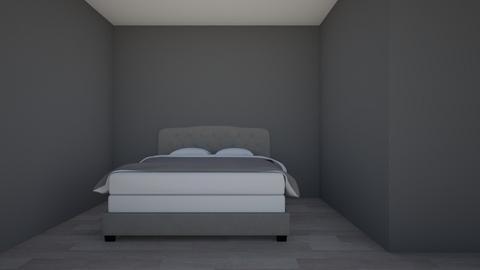 Room 1  - Modern - Bedroom - by x0jayvia