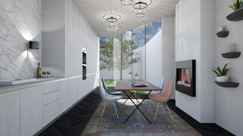Lines Kitchen - Modern - Kitchen - by 3rdfloor