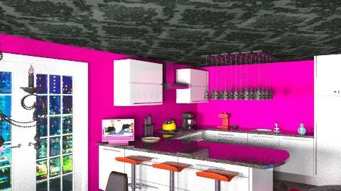 Kitchen - Glamour - Kitchen - by kyzgrl14