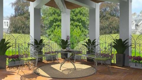 As - Classic - Garden - by Cejovic Andrijana