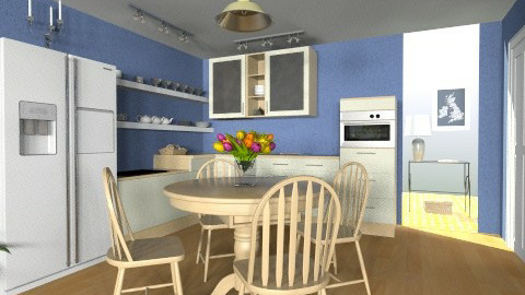 For Cedargrove 1 - Eclectic - Kitchen - by Theadora
