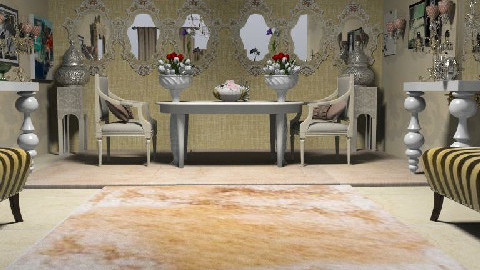 GOLD . - Dining room - by manar